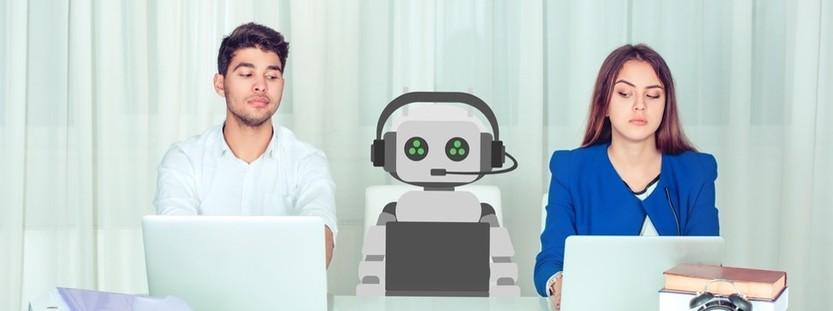Les nouvelles technologies et leurs impacts sur le monde du travail –